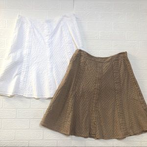 Gap A-line Skirts